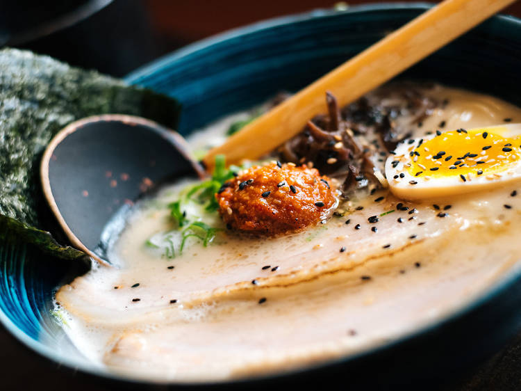 The best ramen in Montreal you need in your life right now