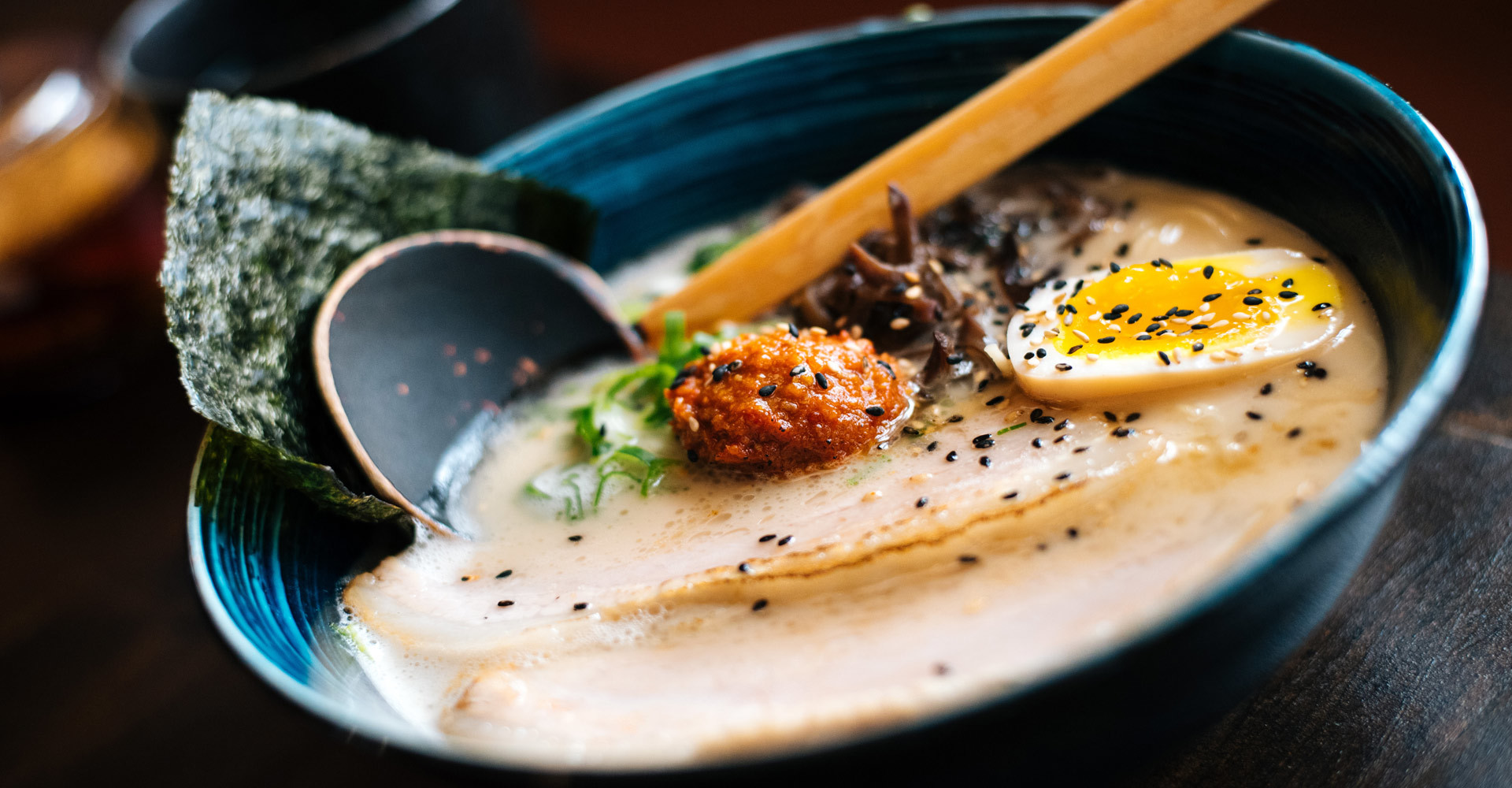 The best ramen in Montreal for those cold days