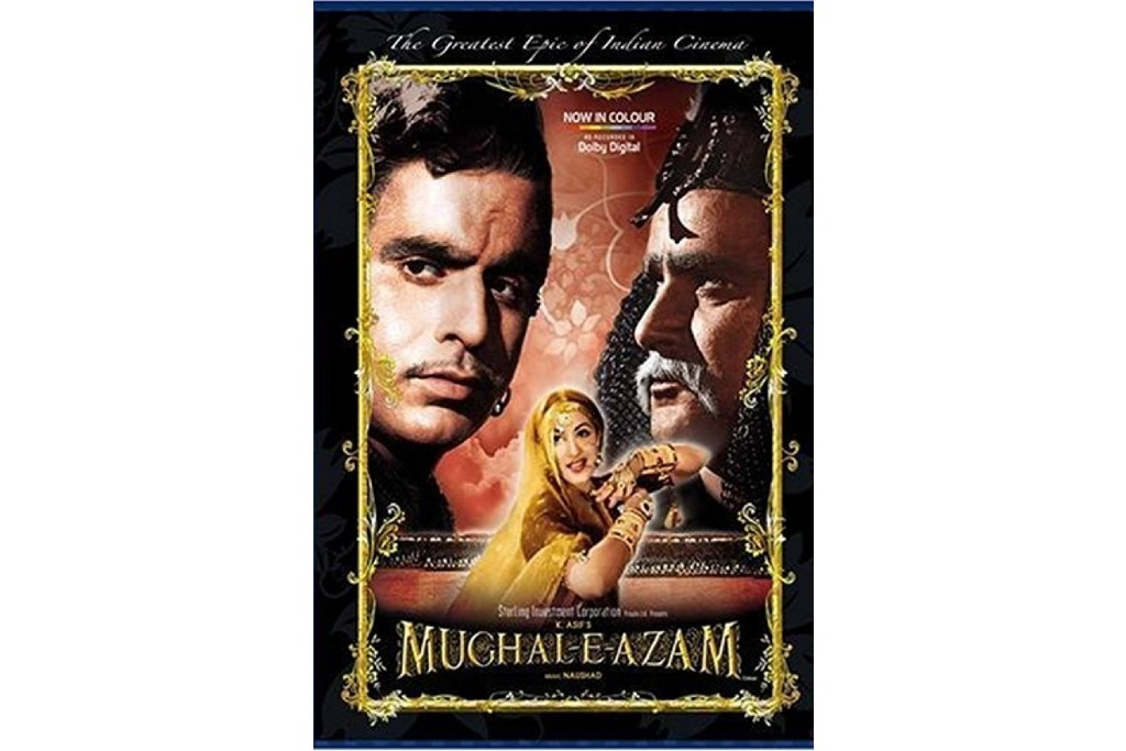 'Mughal-e-Azam' poster