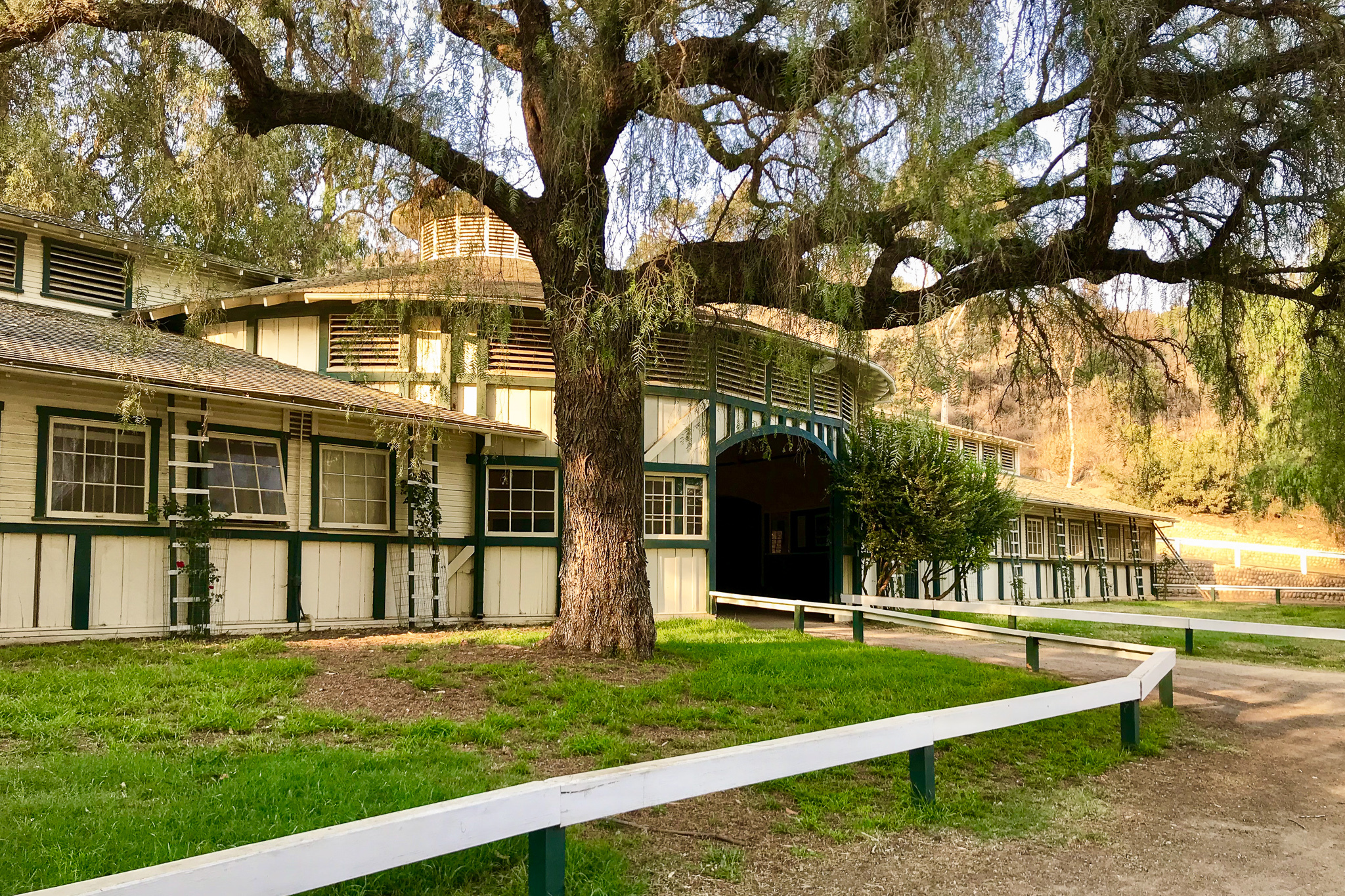 Will Rogers State Historic Park