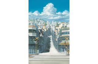 日本のアニメーション美術の創造者 山本二三展 ~天空の城ラピュタ、火垂るの墓、もののけ姫、時をかける少女~