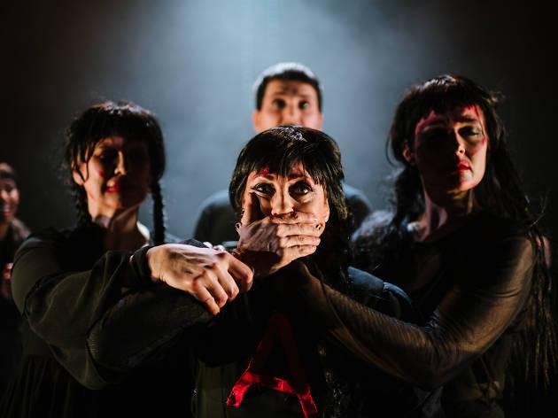 Let Men Tremble review | Theatre in Melbourne