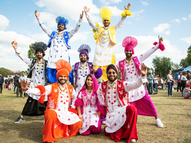 The London Mela powered by Let's Go Southall