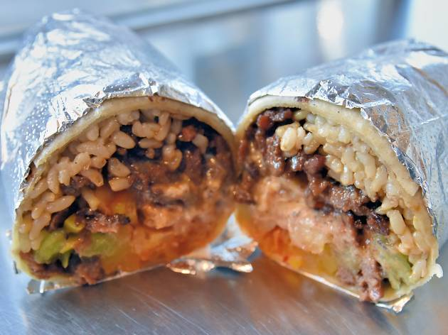 The 9 best burritos in San Francisco