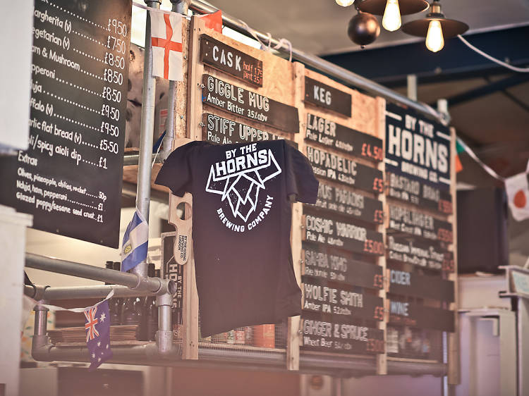 By The Horns Brewing Co