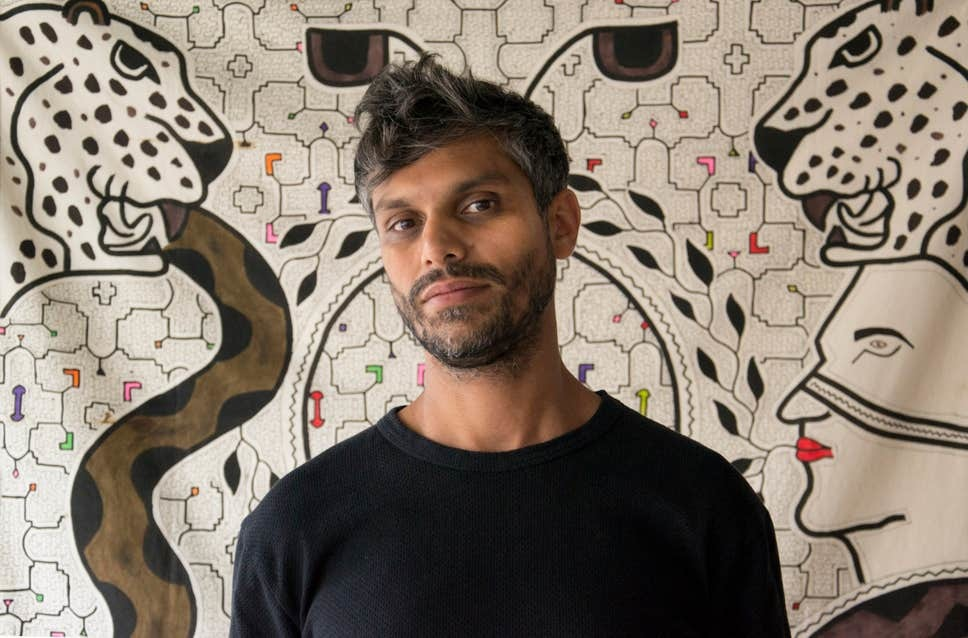 Haroon Mirza ACCA 2019 supplied