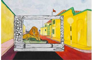 Peter Doig: Paintings review