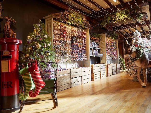 Liberty has opened its incredible Christmas shop