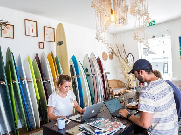 Magic Quiver Surf Deli