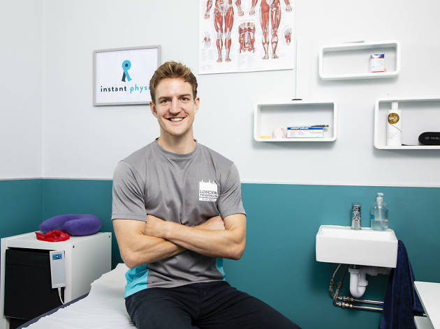Things you only know if you're a London physio