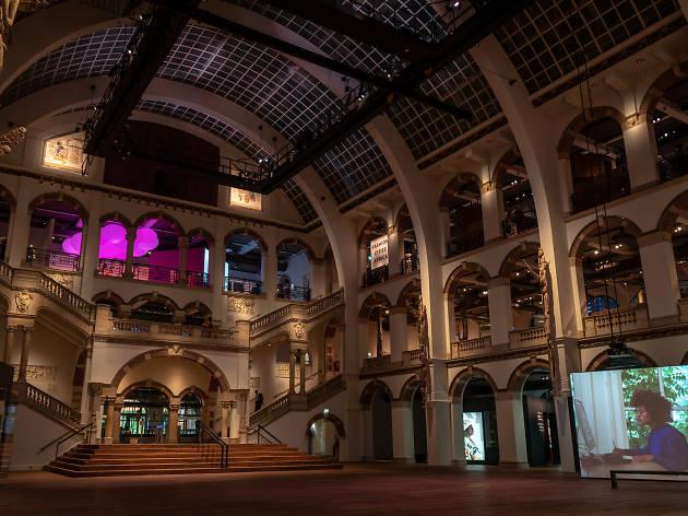 Tropenmuseum ethnographic museum in Amsterdam