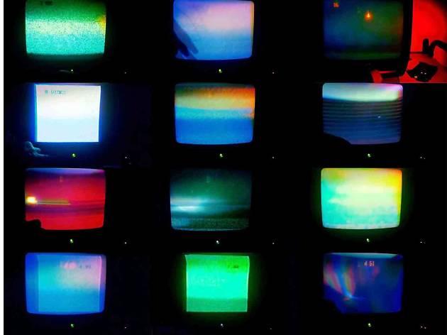 Susan Hiller: Ghost/TV