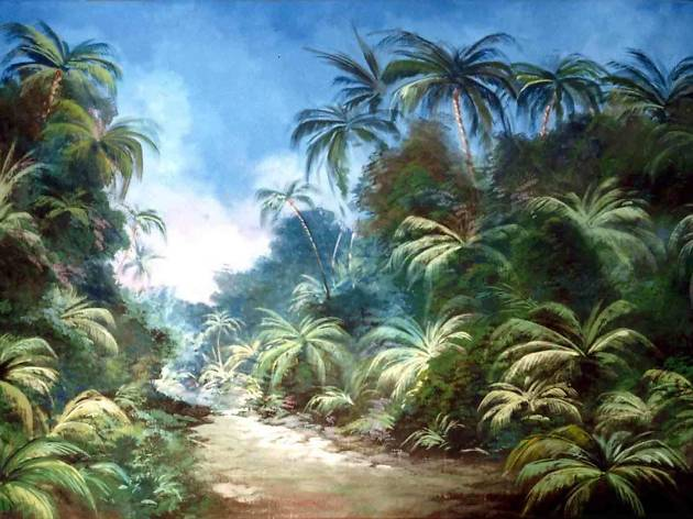 Christodoulos Panayiotou: Act II: The Island