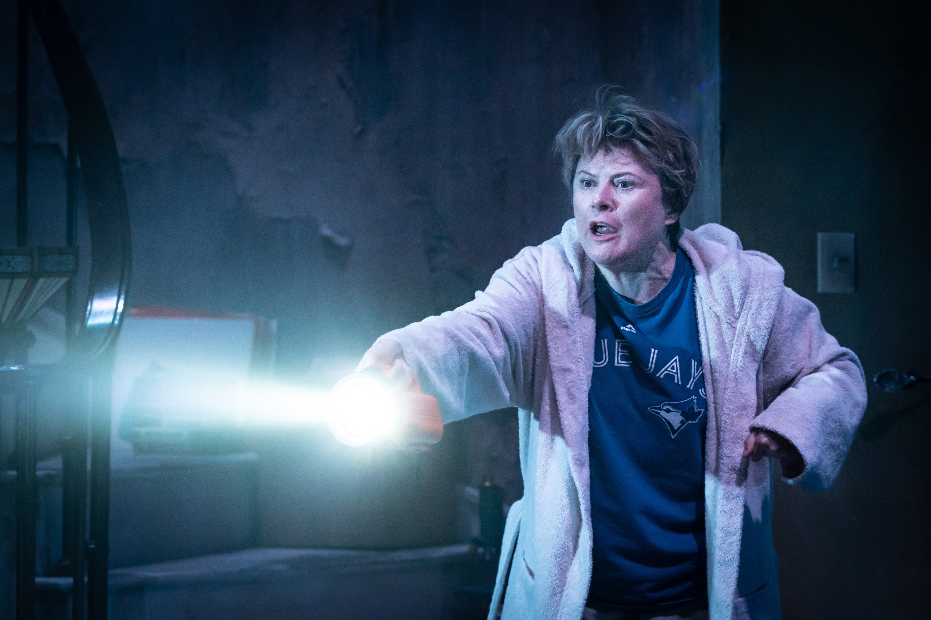 <p>Monica Dolan in 'Appropriate' at Donmar Warehouse</p>