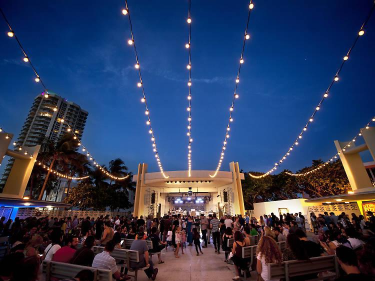 Miami Beach Reggae Fest at North Beach Bandshell