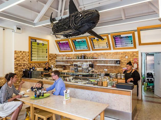 Bowls Surf Café