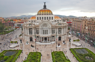 Palacio de Bellas Artes  (Foto: Alejandra Carbajal)