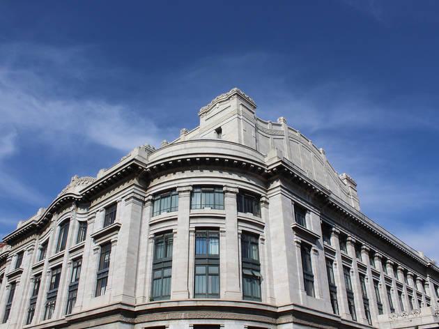 Palacio de Bellas Artes  (Foto: Mattza Tobón )