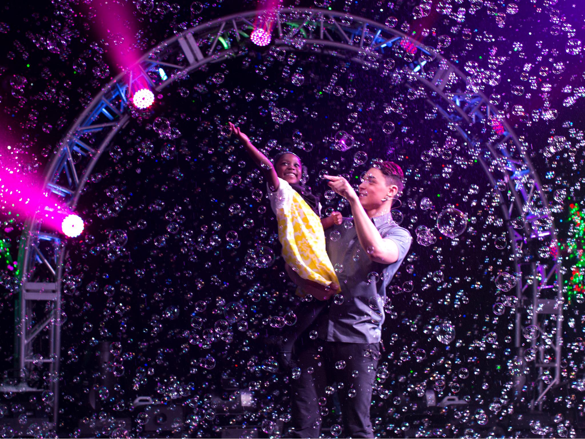 Gazillion Bubble Show México