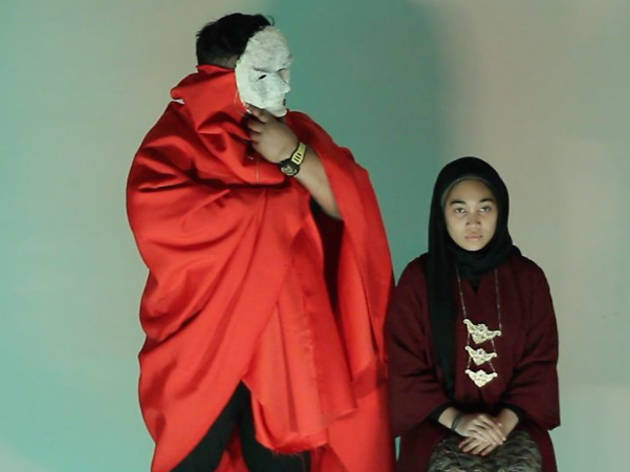 Teater Normcore : Hamlet Fansuri