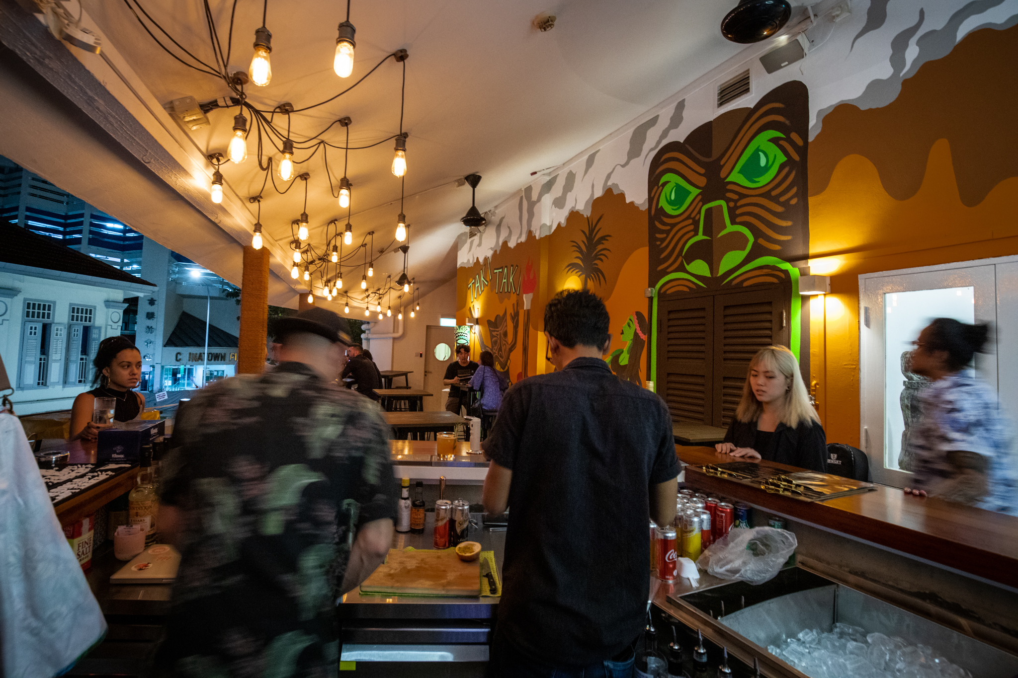 There's a new tiki bar in Keong Saik serving cocktails for $17