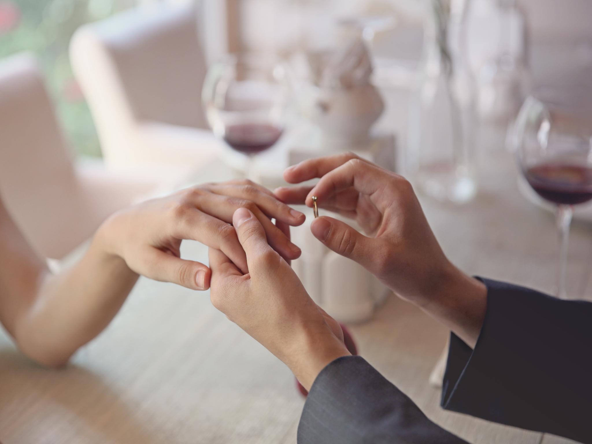 Una cena romántica ideal para dar en anillo en este restaurante de Coyoacán