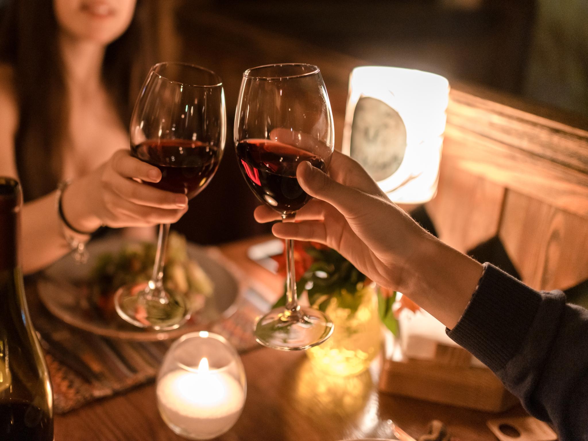 Pide matrimonio en una cena gourmet