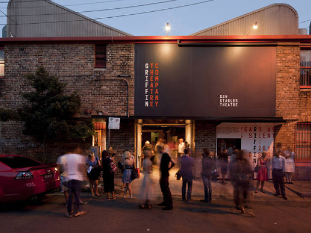 Griffin is celebrating the 50th birthday of its historic theatre in 2020