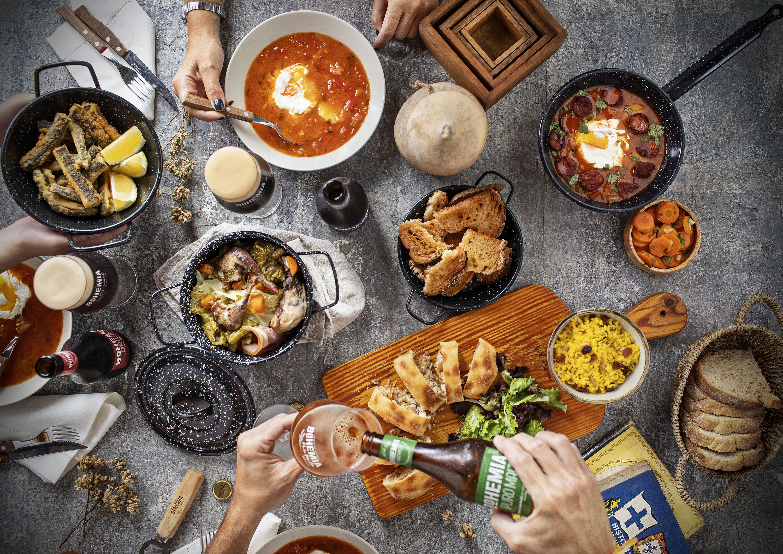 Mesas Bohemia: a melhor escola da cozinha alentejana vem dar aulas ao Porto