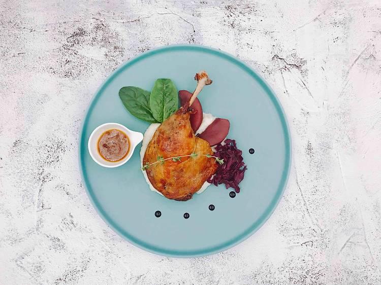 Le Monde Restaurant:親民法國菜
