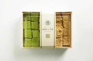 108 Matcha Saro warabi mochi
