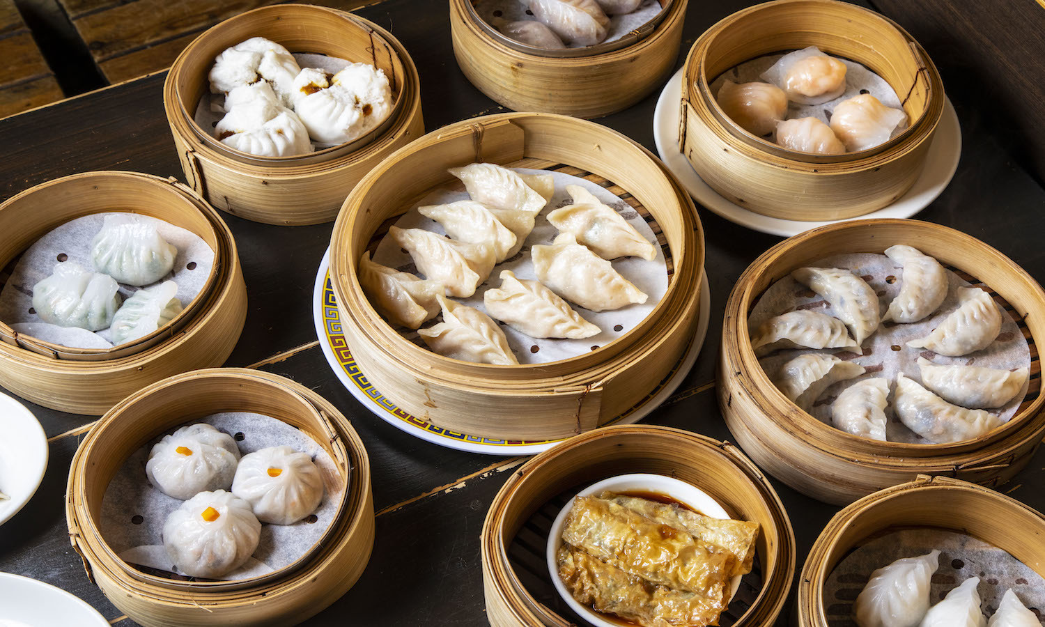 Save 50% on bottomless dim sum at Leong's Legend