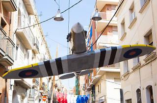 Festa Major de Sants 2019: Carrer Alcolea de Dalt