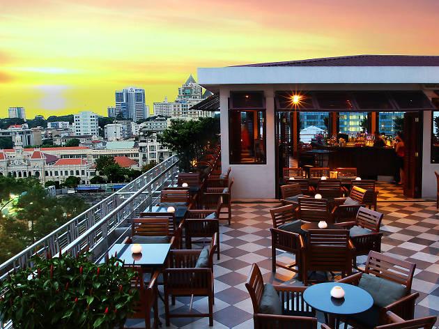Saigon Saigon, Ho Chi Minh City, Vietnam
