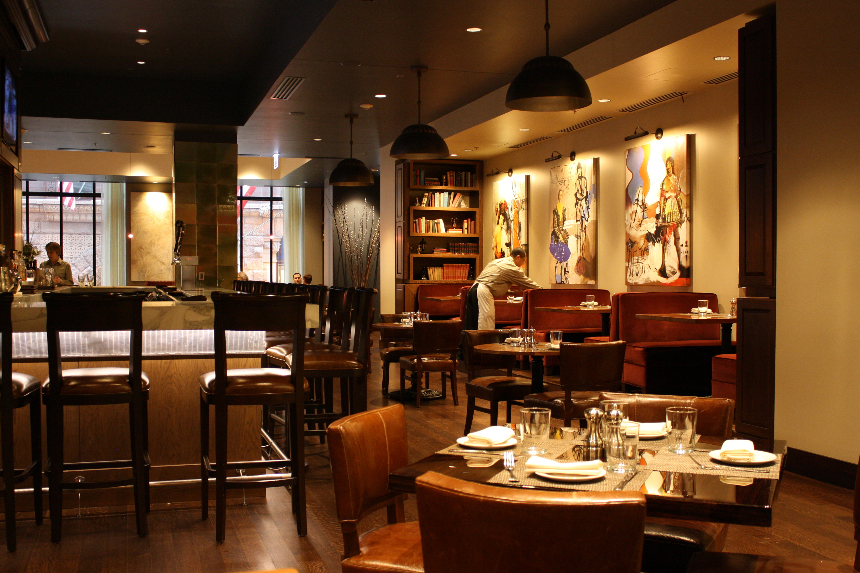 Here S Where To Dine Alone In Chicago