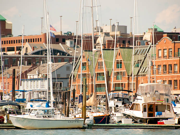 The best day trips from Boston
