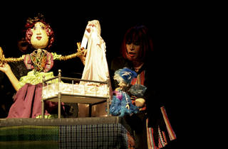 El sueño de la Bella Durmiente (Foto: Cortesía de la producción)