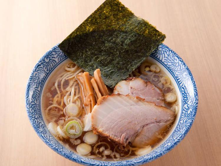 多賀野:東京拉麵名店