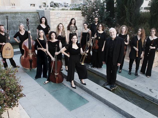 The Jerusalem Baroque Orchestra