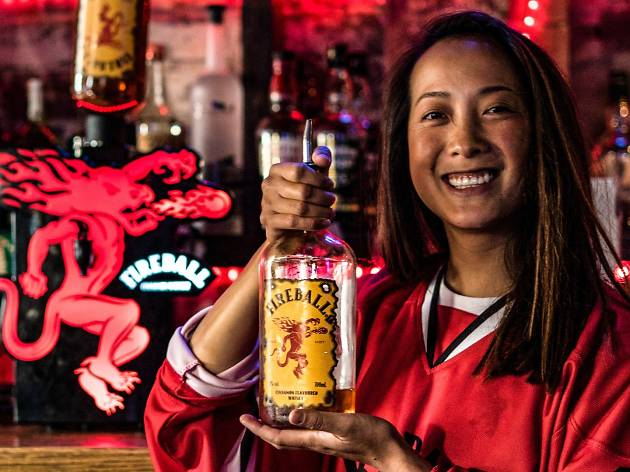 Dads can swap Father's Day socks for a shot of Fireball at these Sydney spots