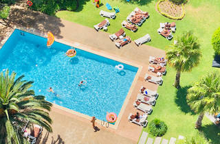 Hotel, Marriott Lisboa, Piscina