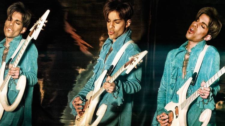 Prince: As Never Seen Before