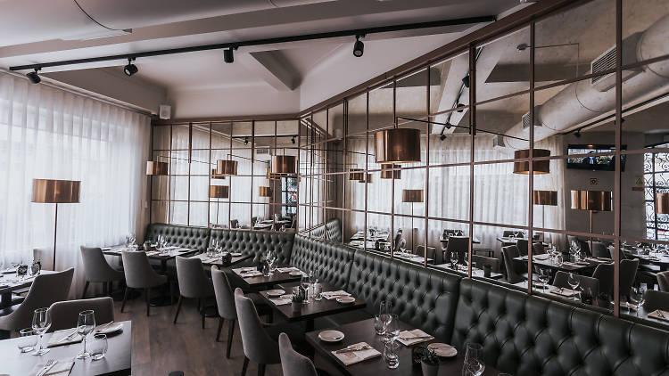 Restaurante, Trattoria 179, Cozinha Italiana