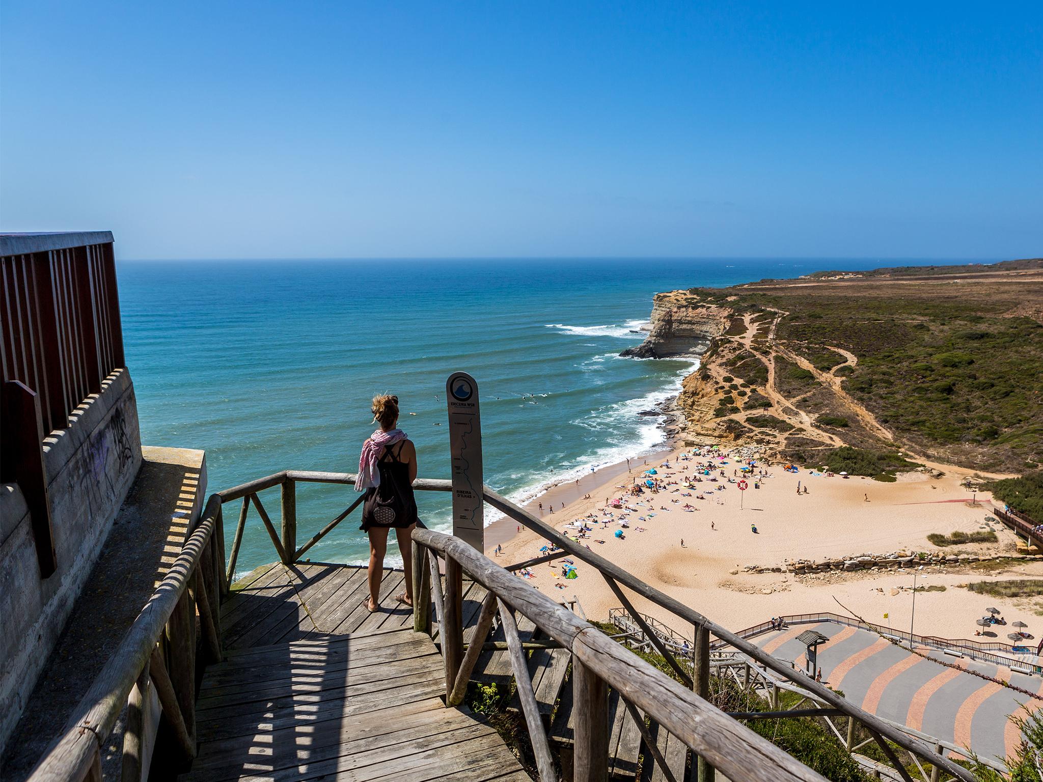 Ficar de molho: as praias na Ericeira para aproveitar o Verão
