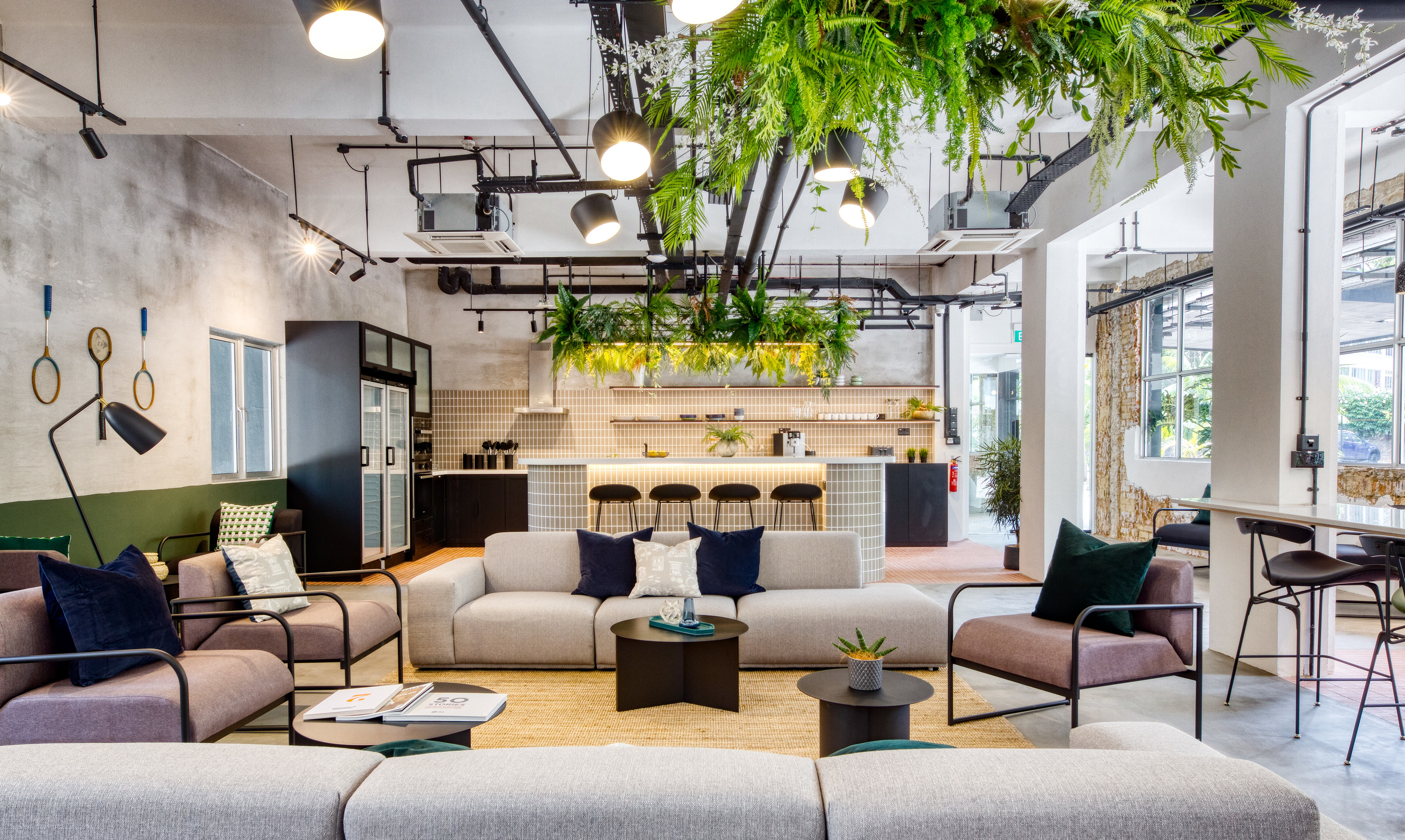 Hmlet launches its largest co-living facility in Cantonment