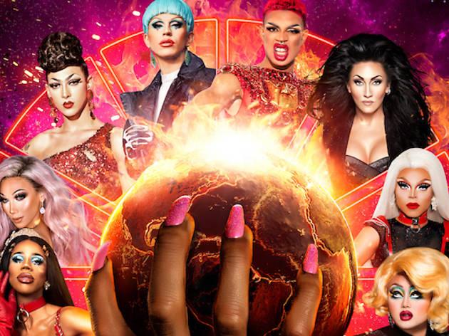 Rupaul's Drag Race Werq The World Tour