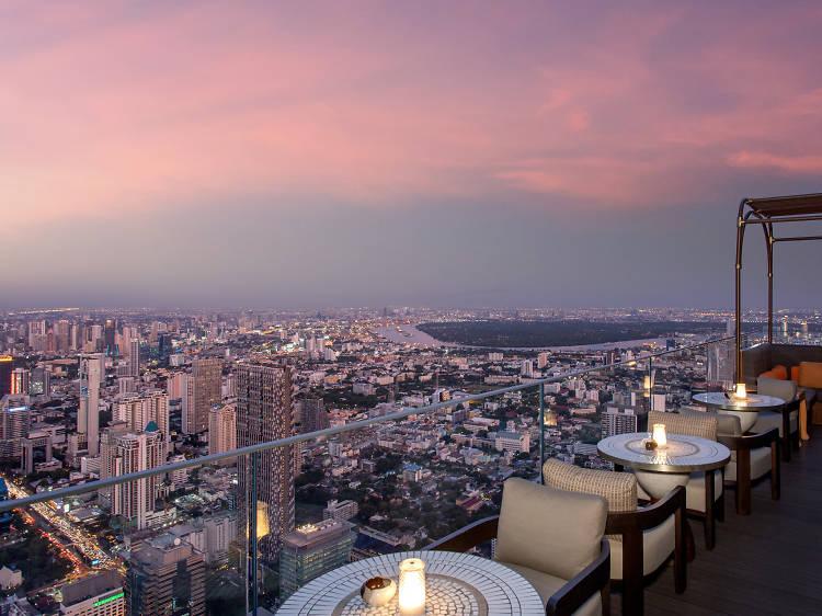 Mahanakhon SkyBar, Bangkok