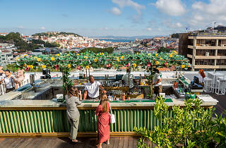 Sky Bar by SEEN, Lisbon