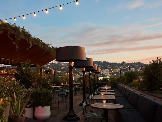 L.P. Rooftop Bar, Los Angeles