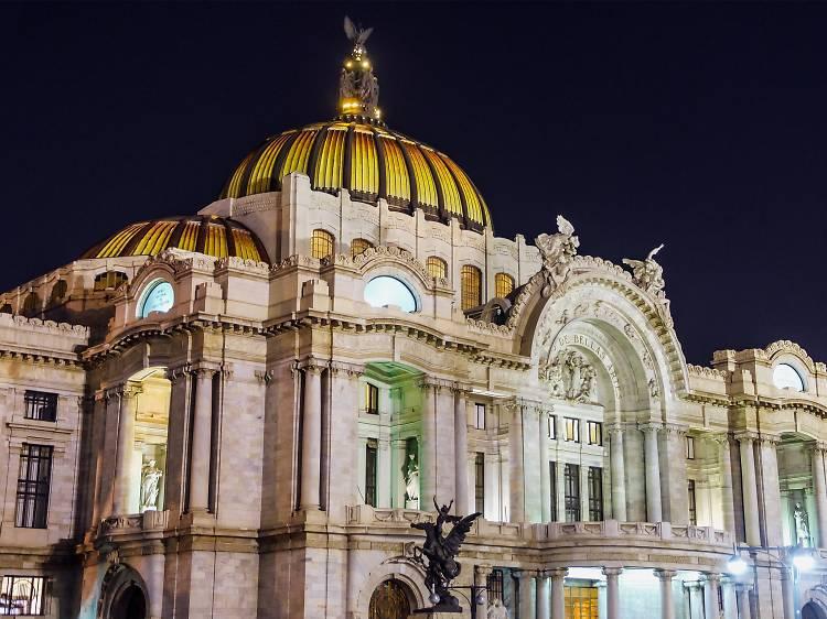 Descubre la historia del Palacio de Bellas Artes